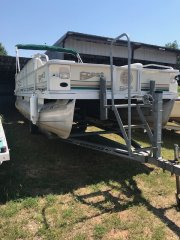 Pre-Owned 2002 Crest Power Boat for sale