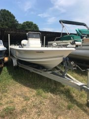 Pre-Owned 2004 Sea Pro SV2100CC for sale