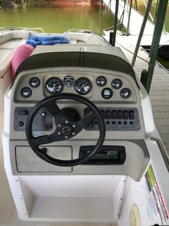 A 2300 Mystique is a Power and could be classed as a Deck Boat,  or, just an overall Great Boat!