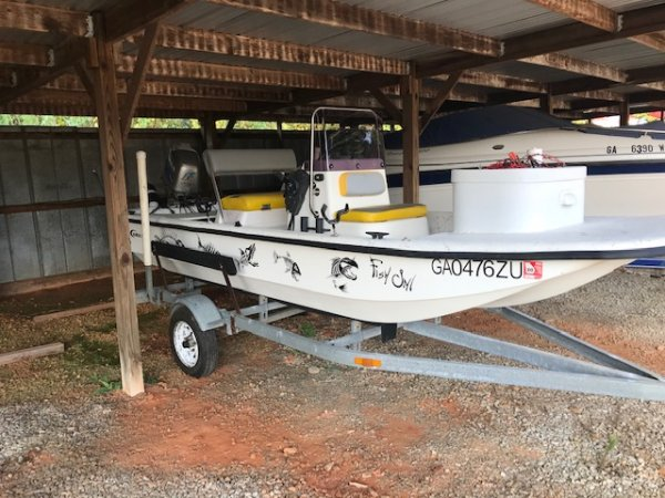 A Kirkland 165 CC is a Power and could be classed as a Center Console, Freshwater Fishing, Skiff,  or, just an overall Great Boat!
